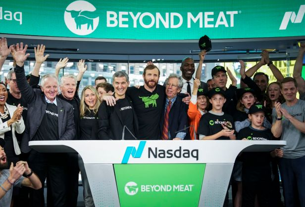 Beyond Meat Ethan