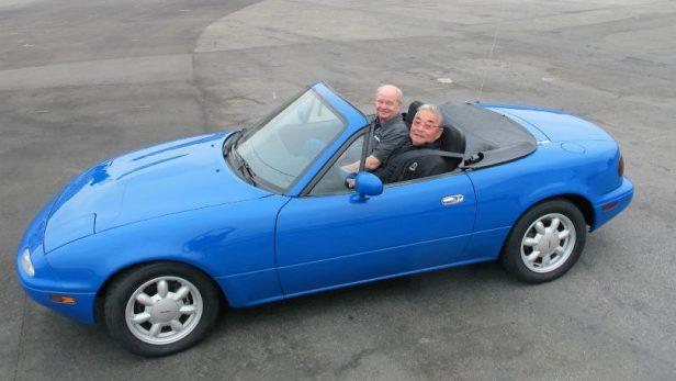 Mazda Miata Project