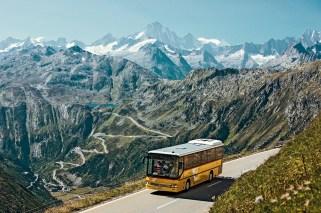 Swiss Travel System: PostAuto