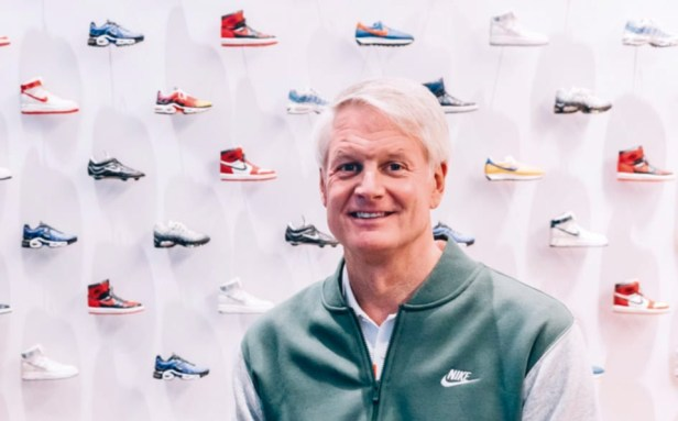 John Donahoe Under Armour