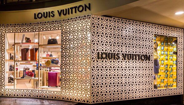 Louis Vuttion Store