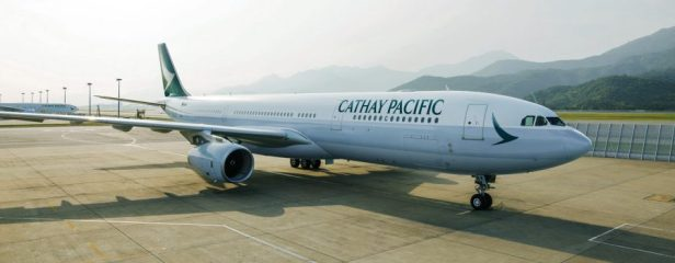 Cathay Pacific ไวรัส Covid-19