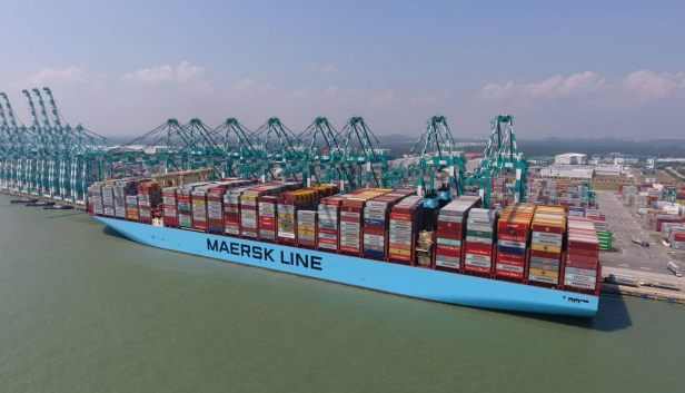 Maersk Ship 2
