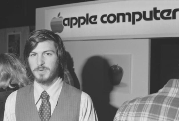 Steve Jobs Young Larry Tesler