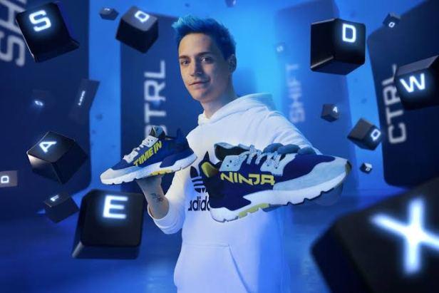 Tyler Blevins Nike
