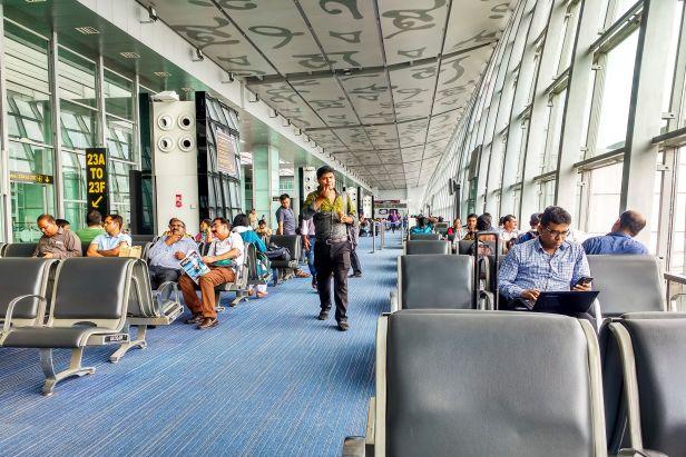 india airport อินเดีย