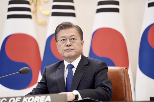 มุนแจจิน เลือกตัั้งเกาหลีใต้