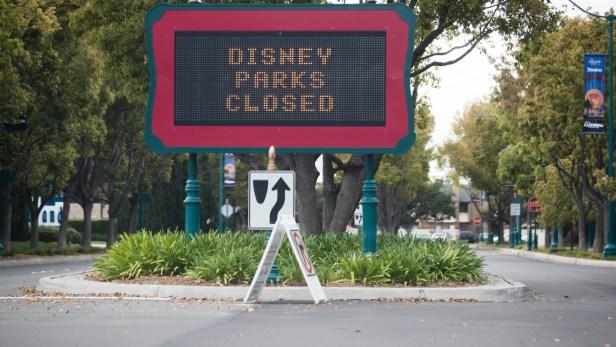 Disney Closed Netflix