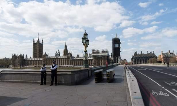 นายกอังกฤษ UK Lockdown 1