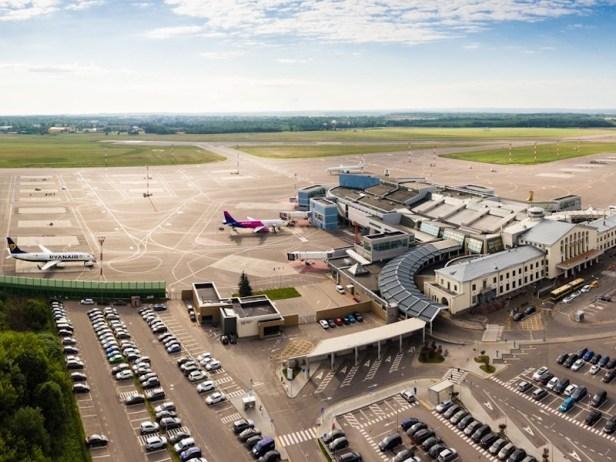 ลิทัวเนีย สนามบิน