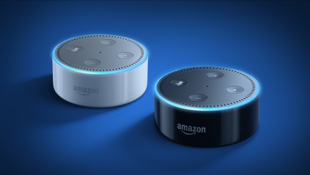 Amazon รวยเงียบ Echo