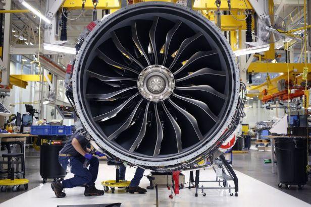 Boeing ปลด GE