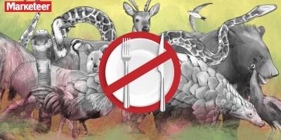 เลิกสัตว์ป่า