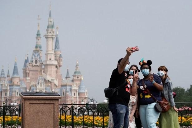 Disneyland Shieghai