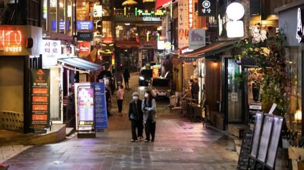 itaewon เกาหลีใต้