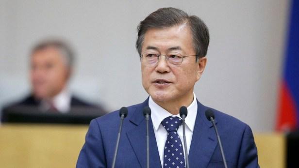 เกาหลีใต้ มูนแจอิน
