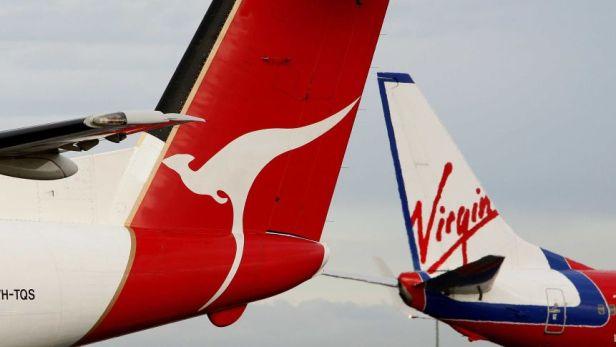 Virgin Aus Qantas