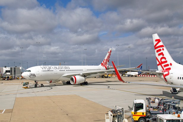 Virgin Airlines Australia