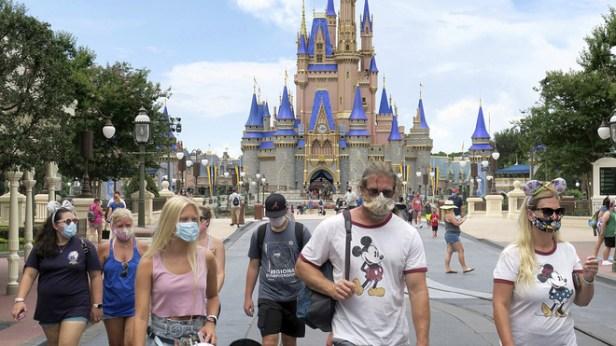 ปิดฮ่องกง Disneyland อีก ฟลอริด้า