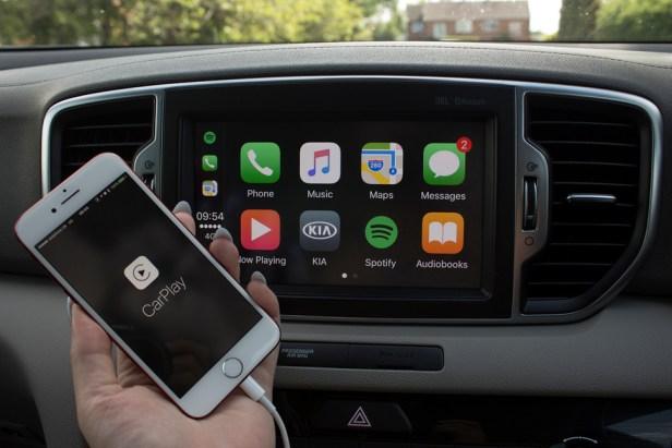 Apple car Podcast