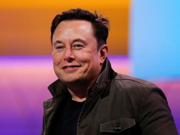 Tesla แรง 3 Musk