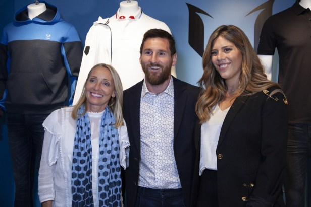 Messi Brand