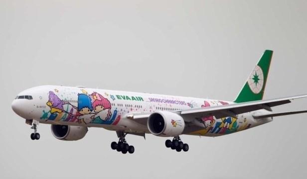 Eva-Air Kitty 2