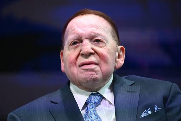 Sheldon Adelson Biden