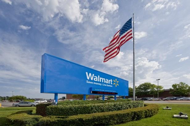 Wallmart HQ