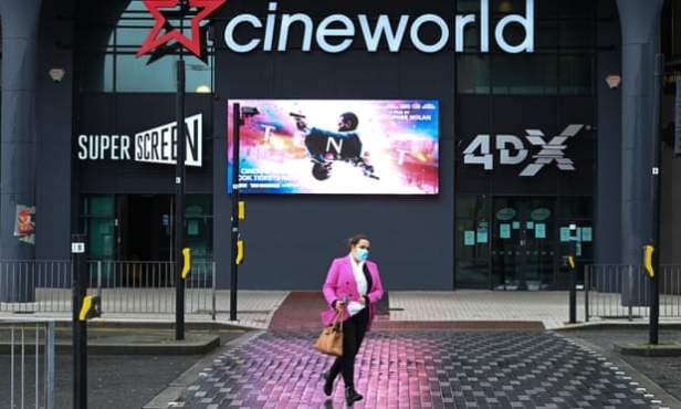 Cineworld AMC