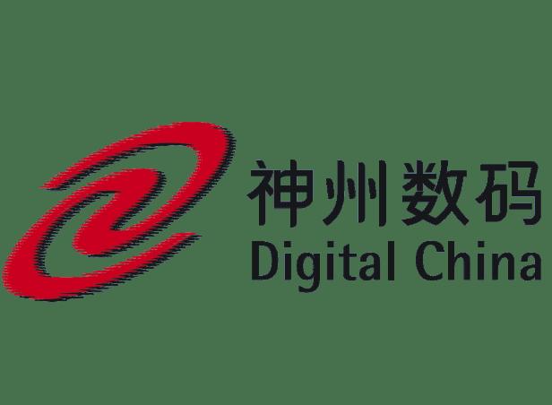 Digital-China-logo Huawei