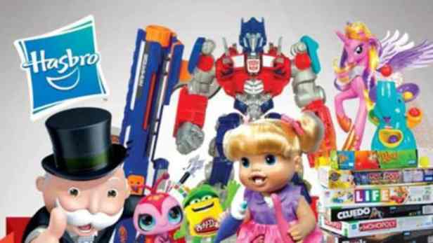 Hasbro Toy Mattel