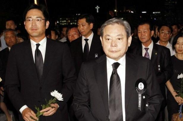 Lee-Jae-yong 5 Samsung