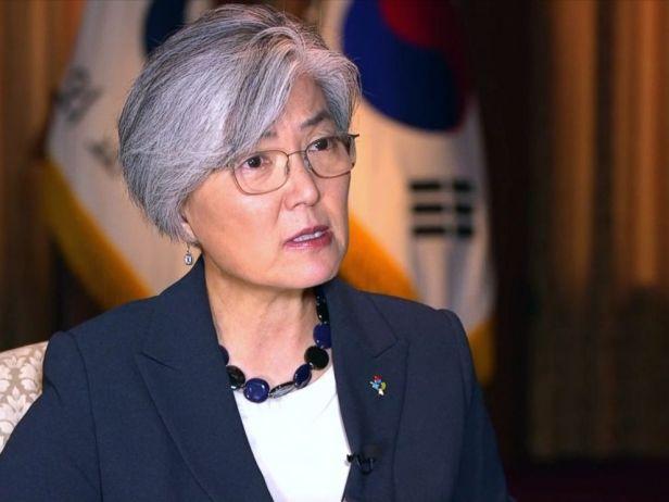 SK F Minister Lee Boo jin