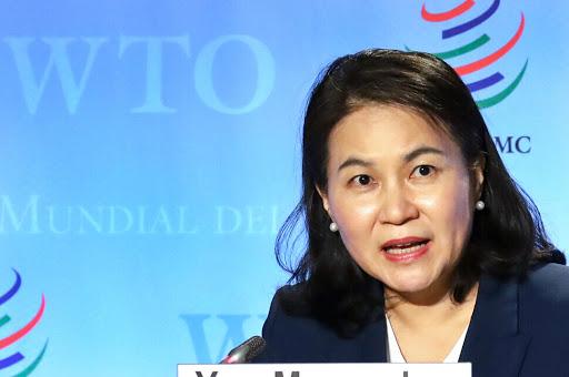 Yoo Myung-Hee 2 WTO
