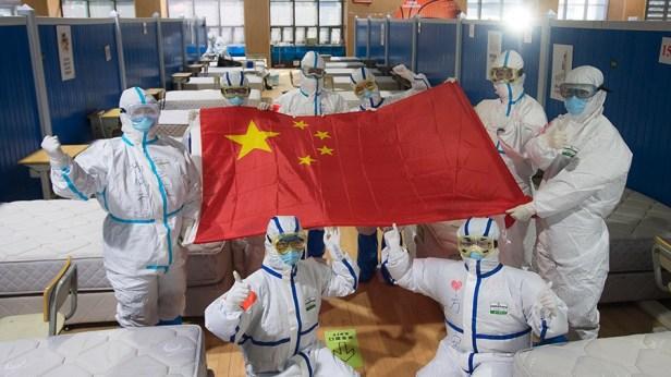 China Covid 2 ฝรั่งเศส