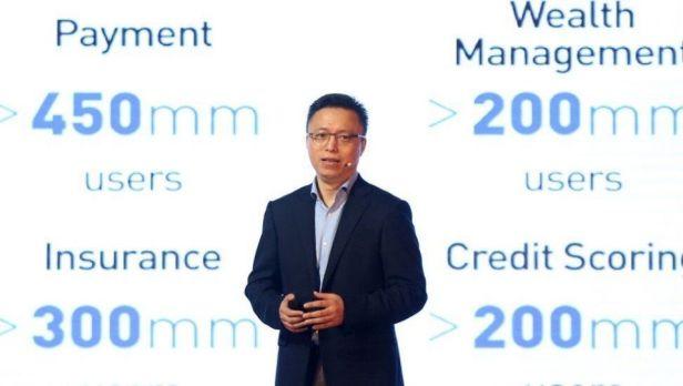 Eric Jing Alibaba
