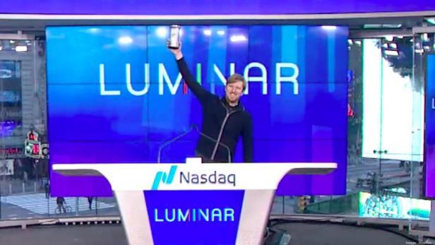 Lidar IPO Austin Russell