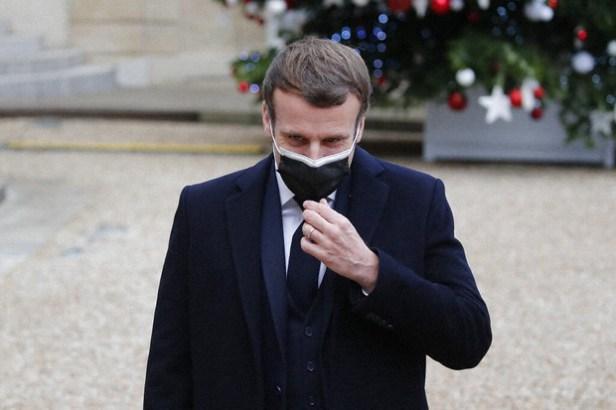 Macron 2 ฝรั่งเศส