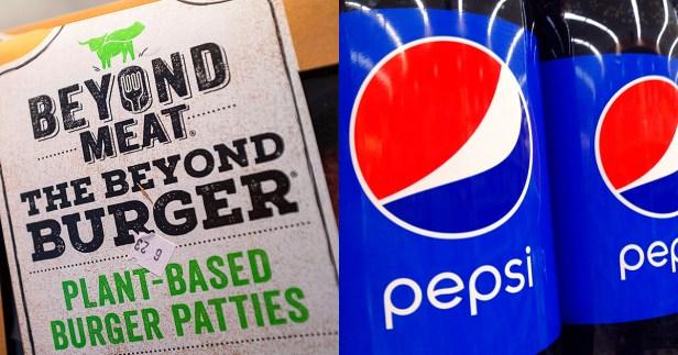 2021 โปรตีนพืช Pepsi