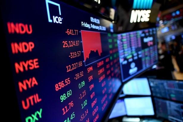 NYSE-markets-market Robinhood