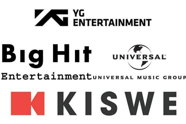 Big Hit Kpop Streaming ใครเป็นใคร