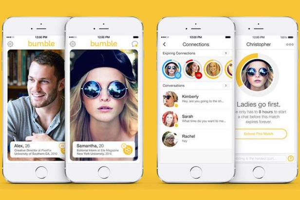 bumble smartphone