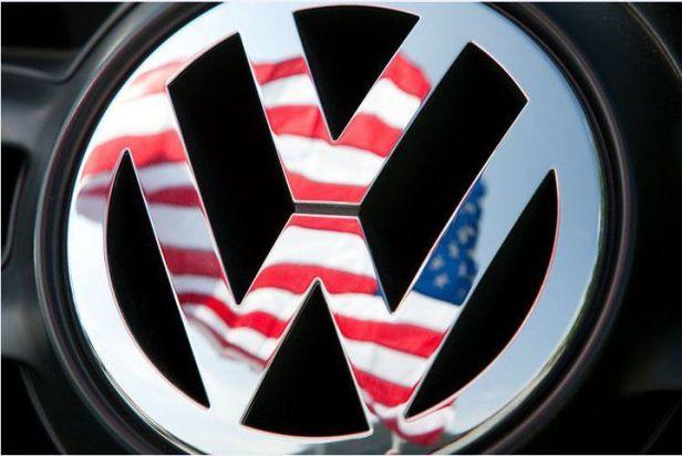 1 2021 Volkswagen Volt LOgo