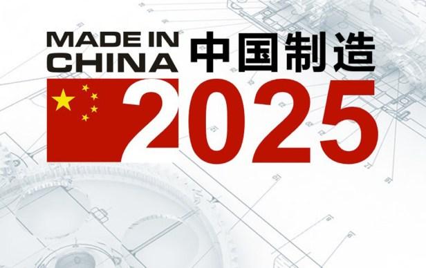 China 2025 สิทธิบัตร