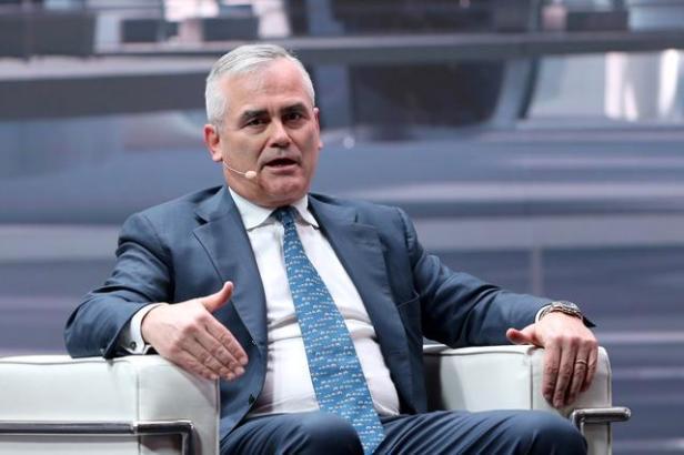 Credit Suissee CEO 2