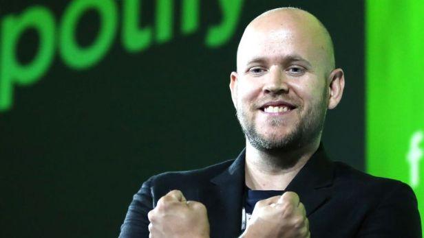 Daniel Ek 1 Spotify