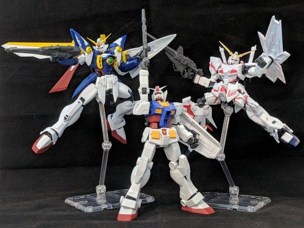 Gunpla Gundam Godzilla