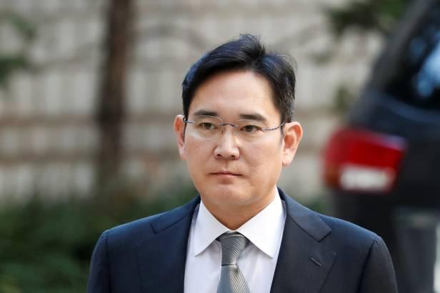 Jay Y lee Samsung