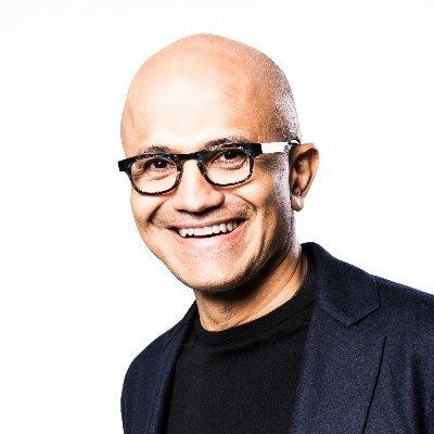 Satya Google Microsoft